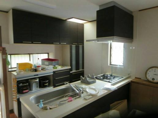 神奈川県横浜市S様邸:リフォーム工事 キッチン
